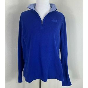 The North Face Fleece Light Pull Over Sweater M